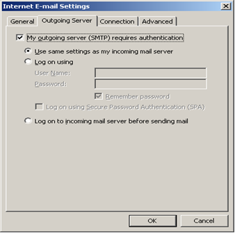 Using Google Email on Mircosoft Outlook